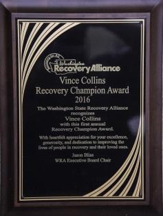 Vince Collins Award